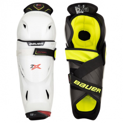 BAUER S20 VAPOR 2X SHIN GUARD - JR