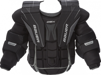 G. BAUER S20 GSX CHEST PROTECTOR SR