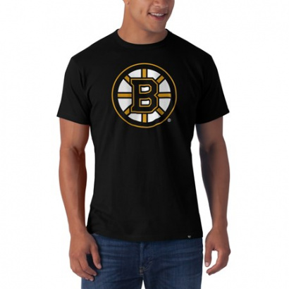 Triko 47 HH001TSFZRT201196JK NHL BOSTON BRUINS BLACK