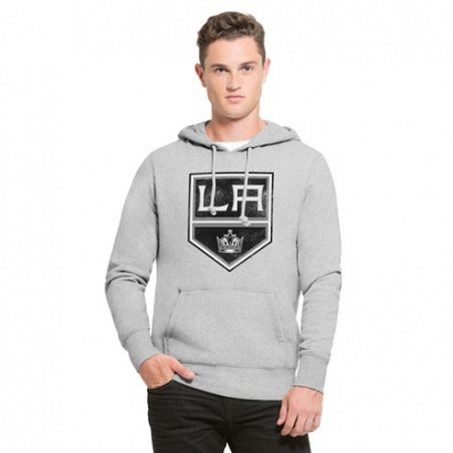 NHL LA Kings Knockaround '47 HEADLINE Pullover mikina