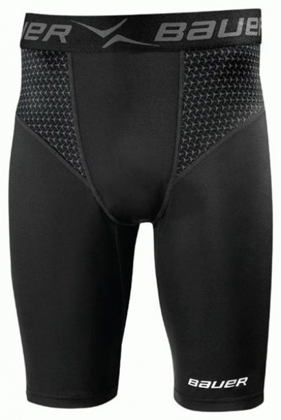 Nohavice BAUER NG Premium Compresion Short Sr