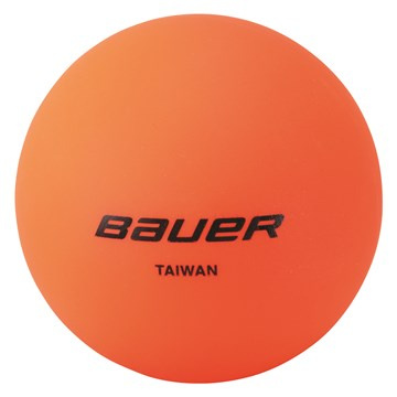 Loptička BAUER Warm Orange - 4 ks
