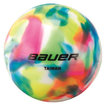 Loptička BAUER Multi-colored Ball - 1ks