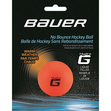 Loptička BAUER Hydro G Warm Orange - 1 ks