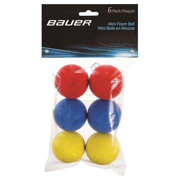 Mini Foam Ball - 6 pack